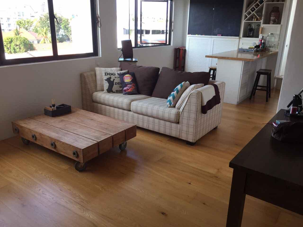wood flooring singapore