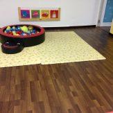flooring for childcare centre