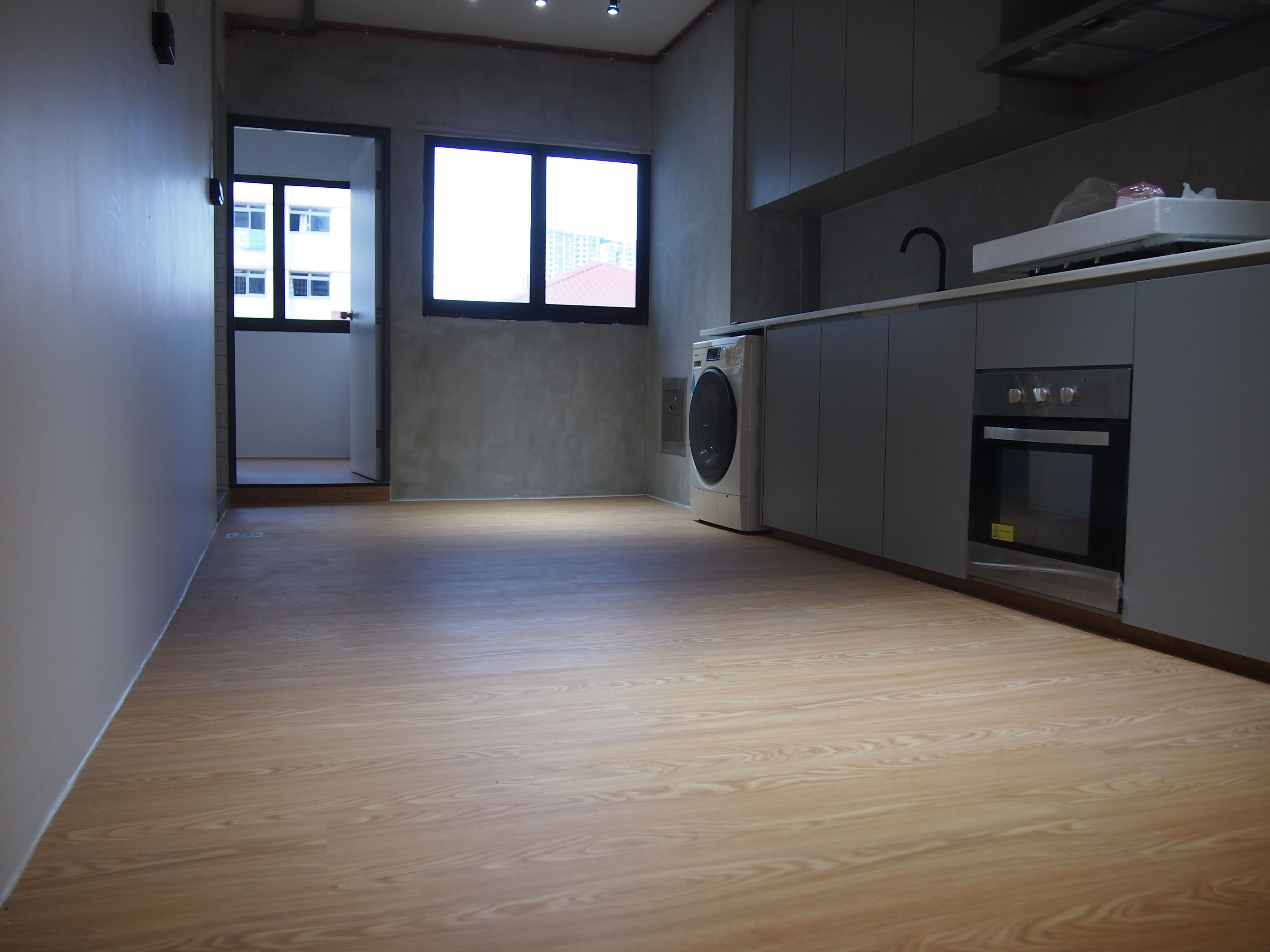 Kitchen Flooring In Singapore The Floor Gallery