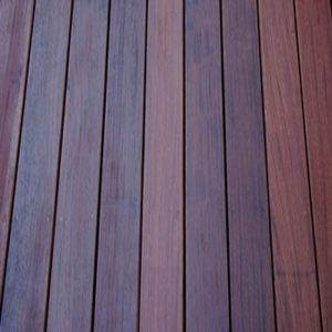 Wood Decking Singapore Chengal Wood Decking 100 Natural