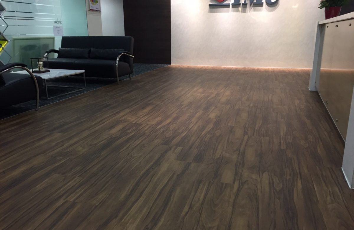 Wood Floor Office Wood Flooring For The Home Office, Kitchen, Living ...