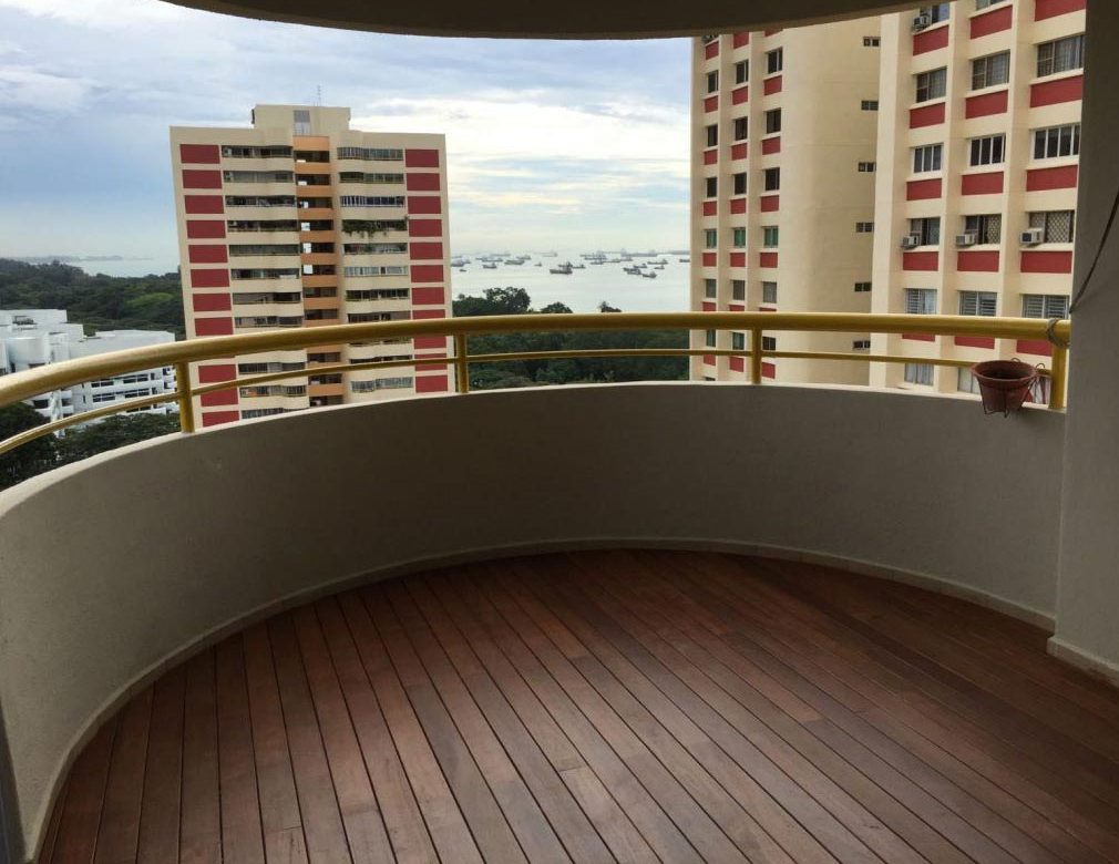 Is Wood Decking Good For Your Balcony The Floor Gallery