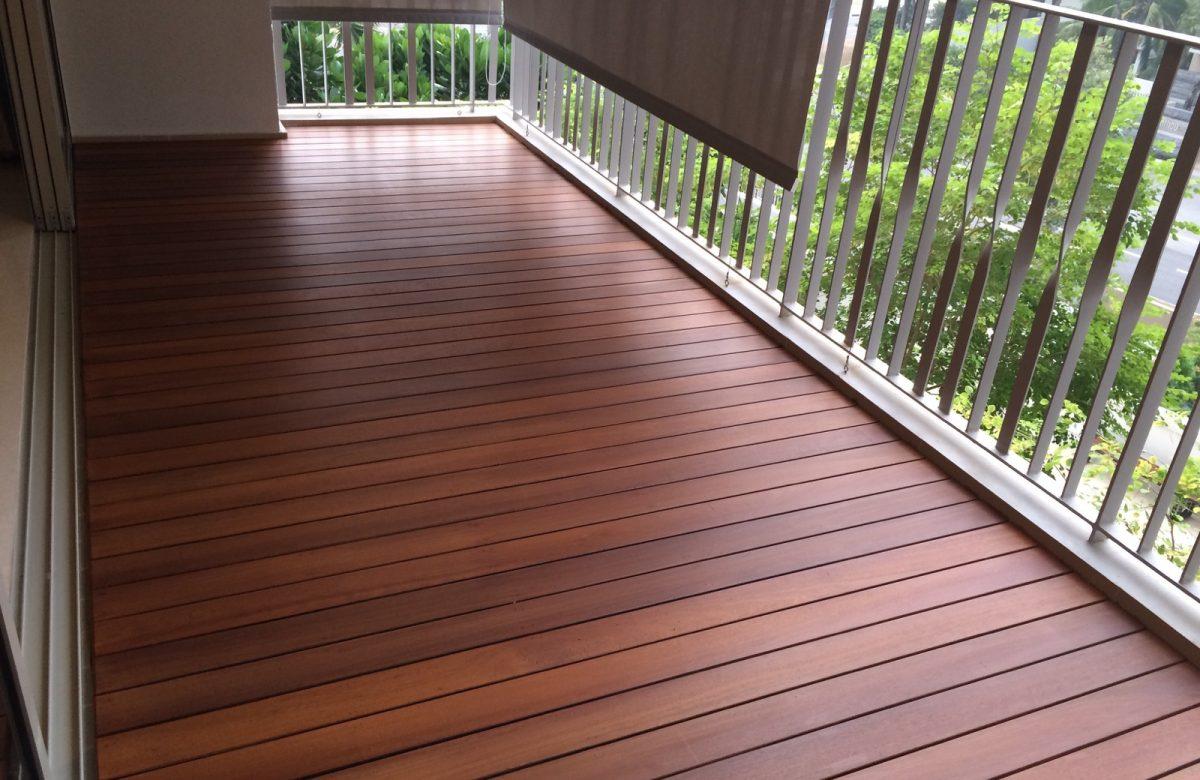 balcony decking singapore