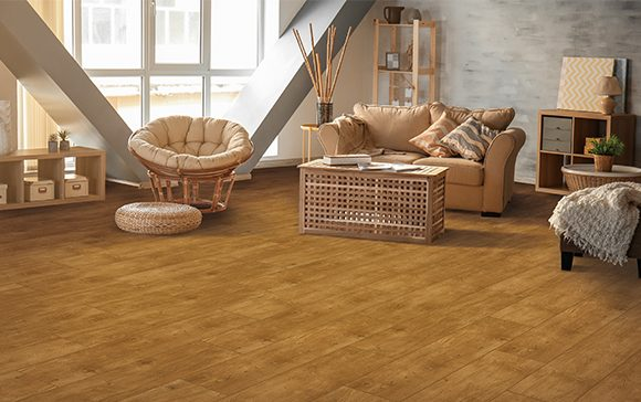 Eco Protect Resilient Flooring (EPRF) Orchid+