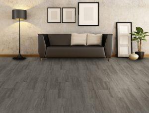Grey Trend Room Lithos ERF Vinyl Flooring
