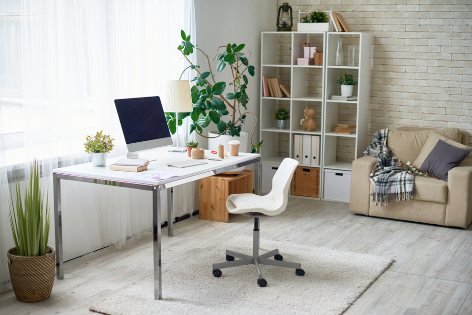 Home Office Decor Ideas to Boost Productivity