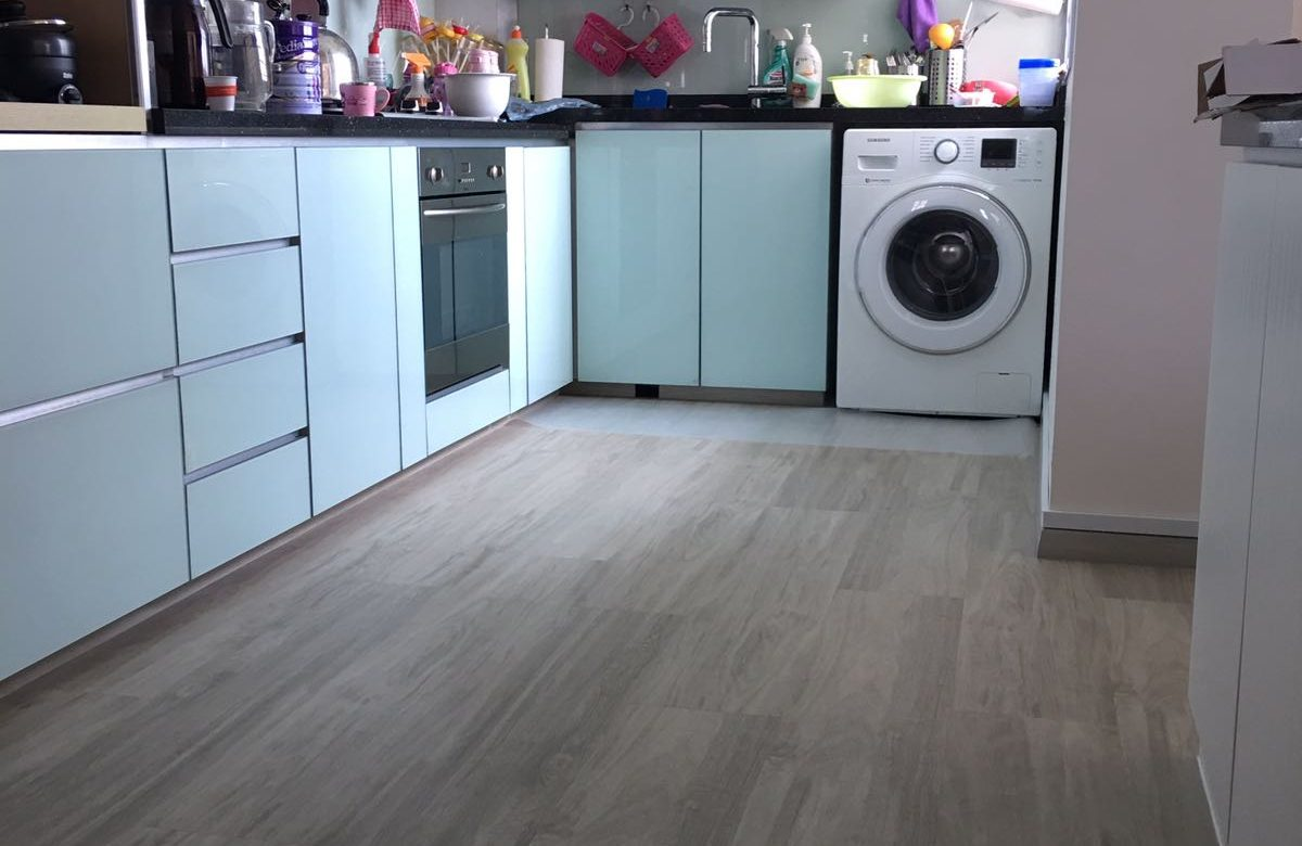 Type Of Flooring That Best Suits The Kitchen!