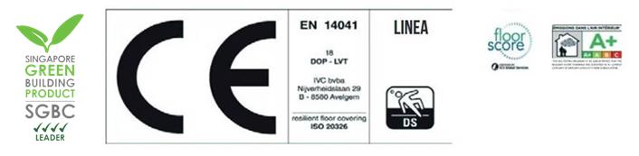 Linea EVF and SGBC Leader Logo