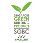 Singapore Green Building Product Excellent Rating