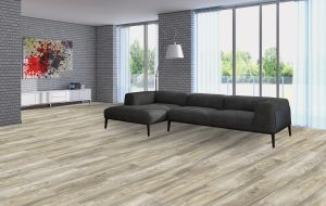Silver Grey Room Lithos ERF Vinyl Flooring