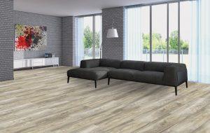 Silver Grey Room Lithos ERF Vinyl Flooring
