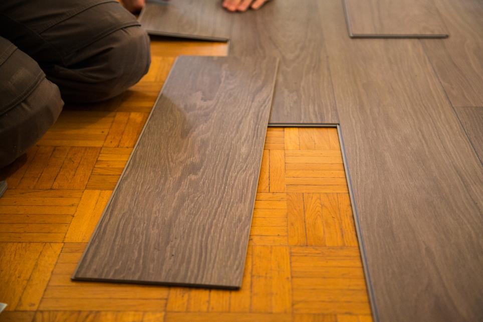 Types of Vinyl Flooring in Singapore