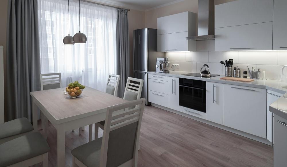 Vinyl most durable flooring for kitchen