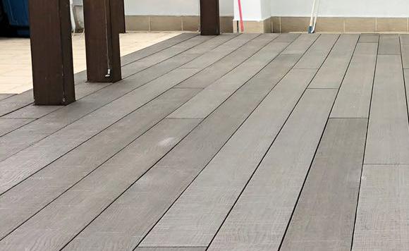 Eco Fusion Deck