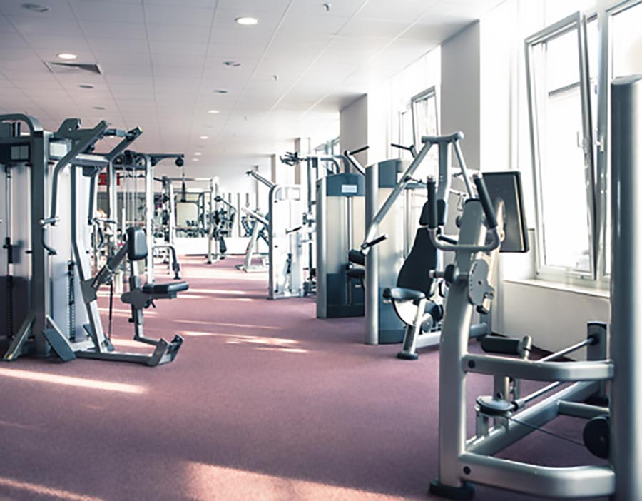 Recommended Gym Flooring Solution The